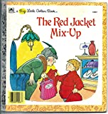 img - for The red jacket mix-up (A Big little golden book) book / textbook / text book