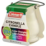 Coleman Color Changing LED Citronella Candle - *3 Pack*