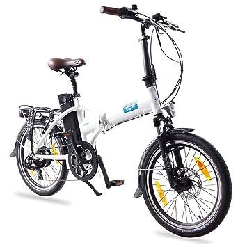 NCM Londres 20 pulgadas bicicleta eléctrica S de bicicleta plegable E-Bike aluminio 36 V