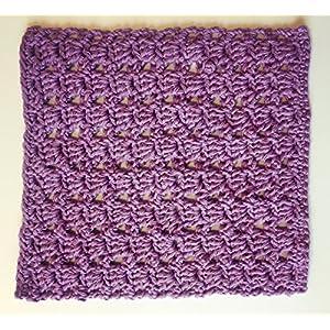 Crochet 9 Inch Squares