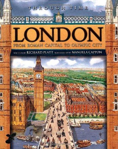 Download Through Time: London pdf epub