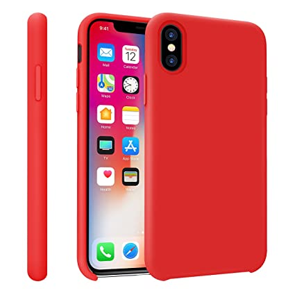 Amazon.com: Hanlesi iPhone X iPhone 10 Funda, Nuevo Ultra ...