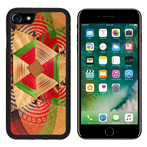 Chair Macro Fabric - Luxlady Premium Apple iPhone 7 Aluminum Backplate Bumper Snap Case iPhone7 IMAGE ID: 25474018 Bamboo hand make products in Thailand