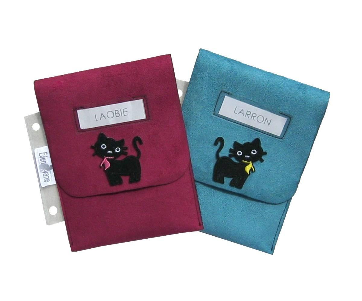Étui passeport/protège carnet de santé pour chat ou chien by EDENVANE