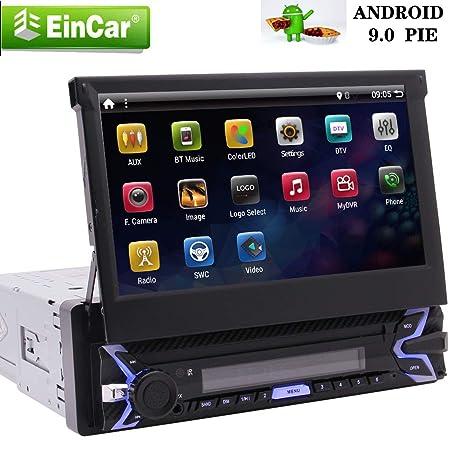 EINCAR Individual DIN 1DIN el GPS para Coche estéreo de 7 ...