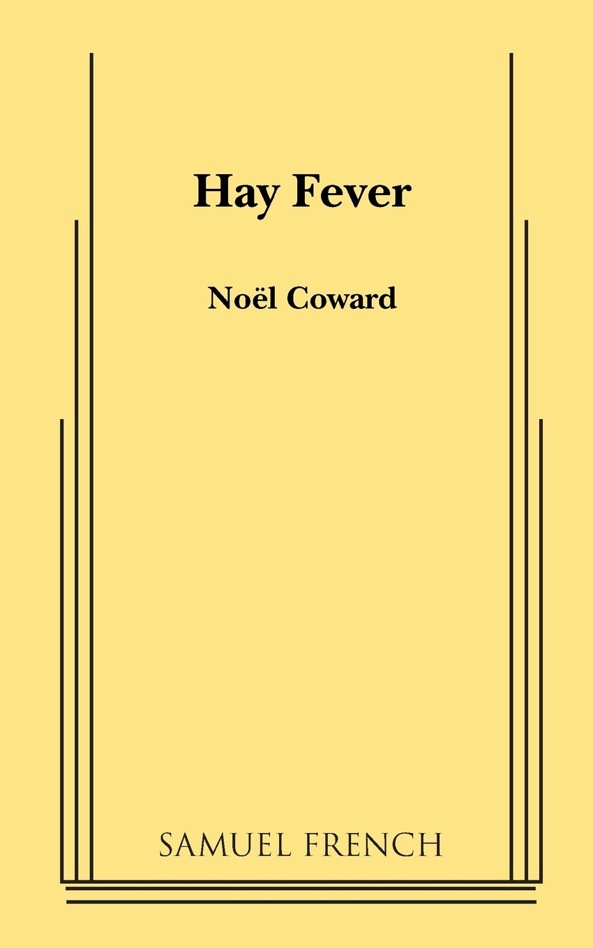 Hay fever a play in three acts noel coward 9780573610042 hay fever a play in three acts noel coward 9780573610042 amazon books fandeluxe Choice Image