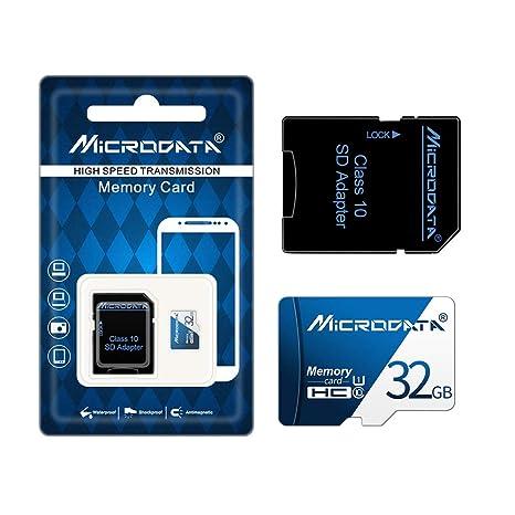Tarjeta de memoria 32Gb Class10 Tarjeta Micro SD Tarjeta TF ...