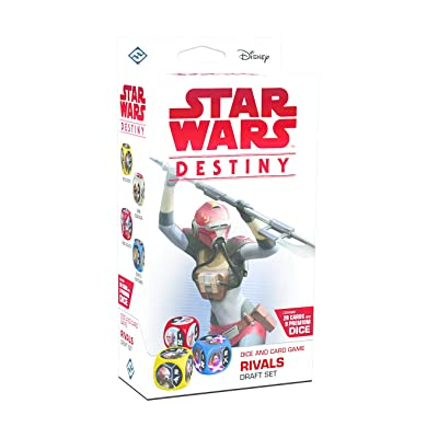 Star Wars Destiny: Rivals Draft Set: Toys & Games