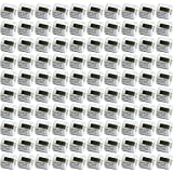 (100) One Hundred 1/2 sub C Cell Batteries Batteries with Tabs