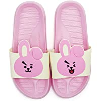 BT21 Official Merchandise Line Friends - Character PVC Indoor House Slippers