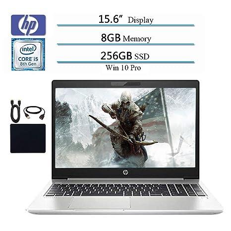 edbd9ad2111c0 Amazon.com: HP 2019 Premium Flagship Probook 450 G6 15.6 HD Business ...