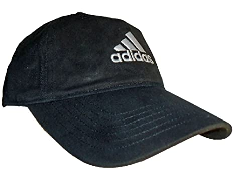 9e5ada42ed2 Amazon.com  Adidas 3-Bars Logo Performance Black Baseball Cap Tuck ...