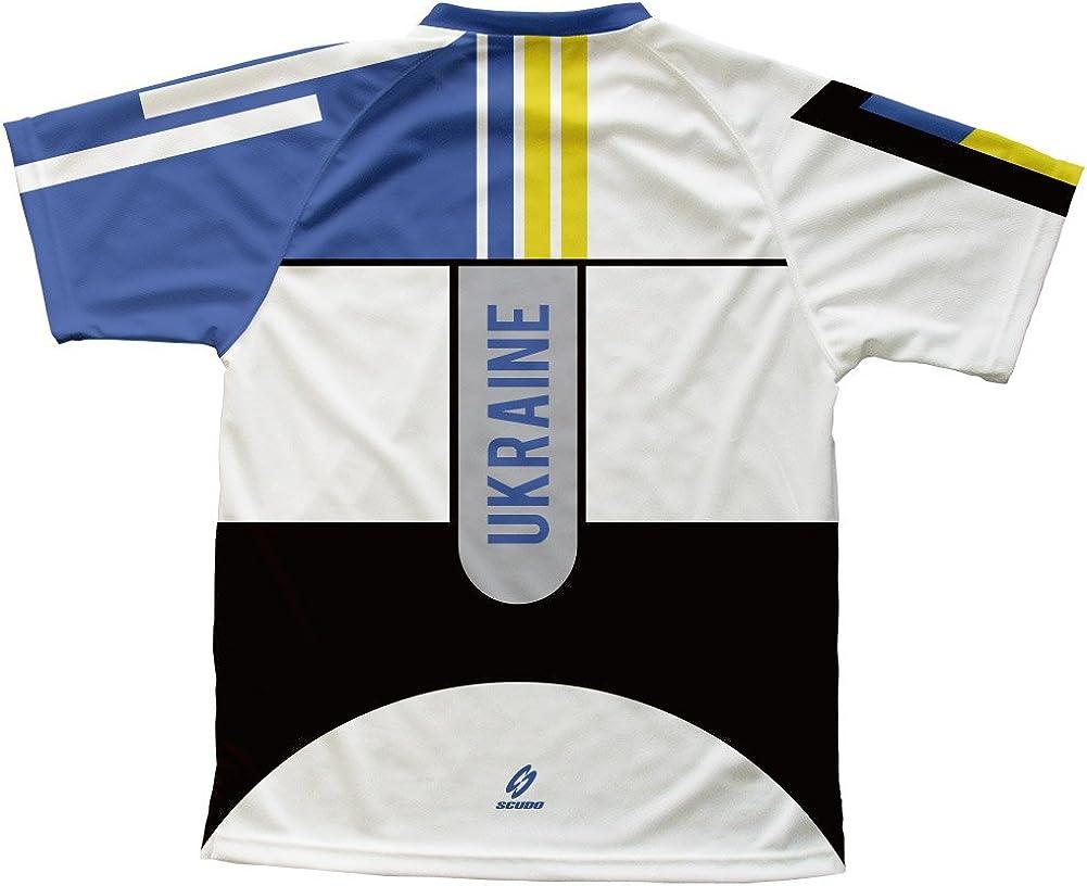 ScudoPro Ukraine Technical T-Shirt for Men and Women