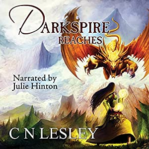 Darkspire Reaches Audiobook