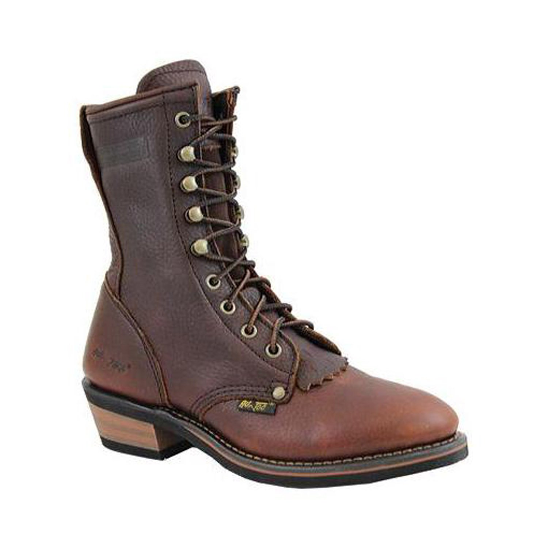 Adtec 8'' Packer Women's Boot 5 B(M) US Chestnut