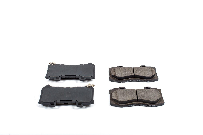 Power Stop 16-1802 Z16 Evolution Clean Ride Ceramic Brake Pad