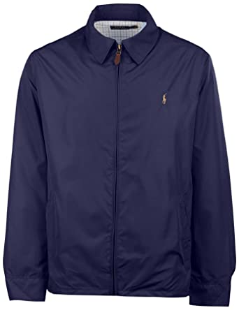 Polo Ralph Lauren Men&39s Big &amp Tall LIGHT WEIGHT SPRING JACKET