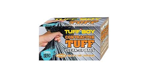 Amazon.com: TUFFBOY - Bolsas de basura para Contratista ...