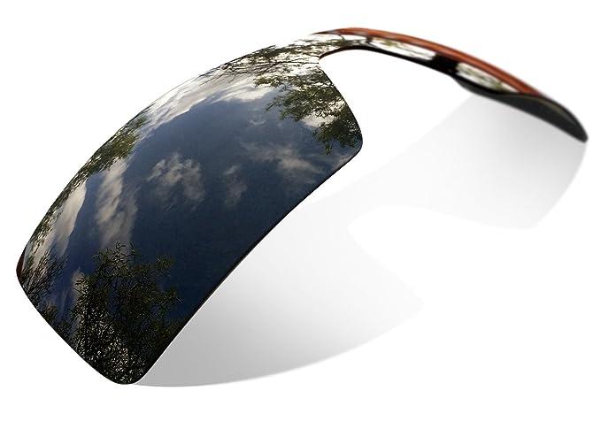 Sunglasses Restorer Lentes de Recambio Polarizadas Grises para Oakley Batwolf: Amazon.es: Deportes y aire libre