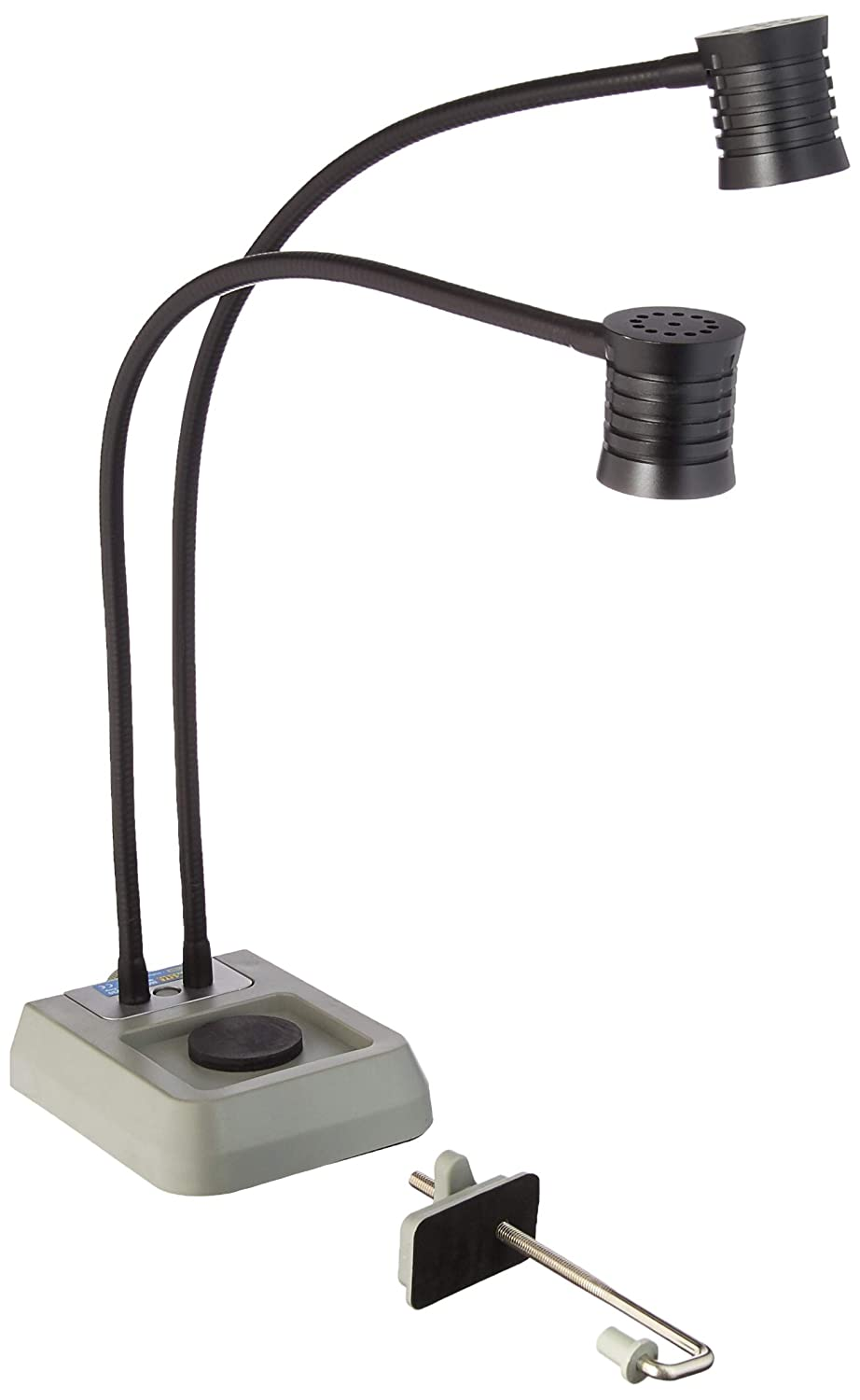 Pro Work Bench Lamp Light with Dual 220 Lumen 440 Total LED Head FTL230