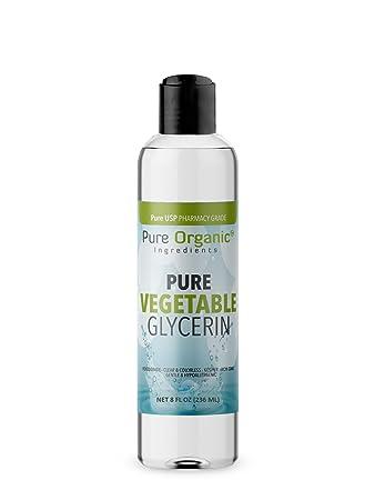 Organic Skin Care Oil Vegetable Glycerin 4 Oz Bath & Body