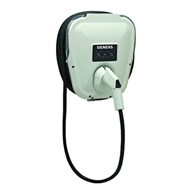 Siemens US2:VC30GRYHW VersiCharge Hard-Wired (VC30GRYHW) : Fast Charging, Easy Installation, Flexible Control, Award Winning, UL Listed, J1772 Compatibility, 14ft Cable, Hard-Wired: Home Improvement