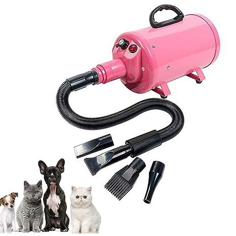 Profesional De Alta Velocidad Para Perros / Mascotas Secador De Fuerza / Blowe De Velocidad Ajustable