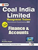 Coal India Limited Management Trainee Finance & Accounts 2017