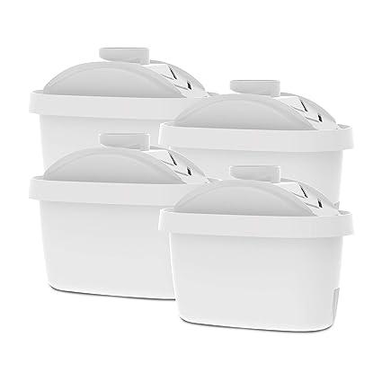 Pack of 12 Wessper Universal Water Filter Cartridges for Brita Water Jugs