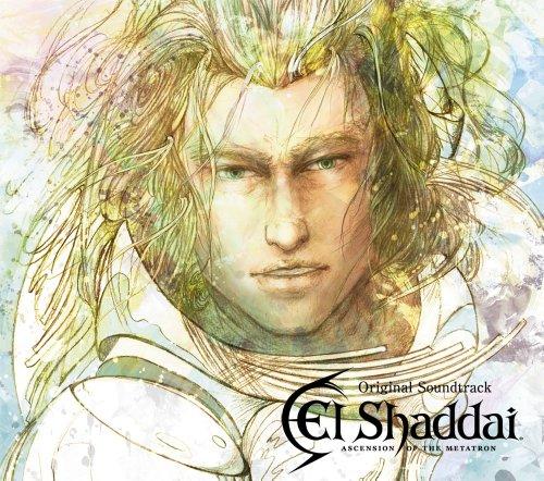 El Shaddai - Ascension Of The Metatron O.S.T. [Japan LTD CD] SQEX-10244