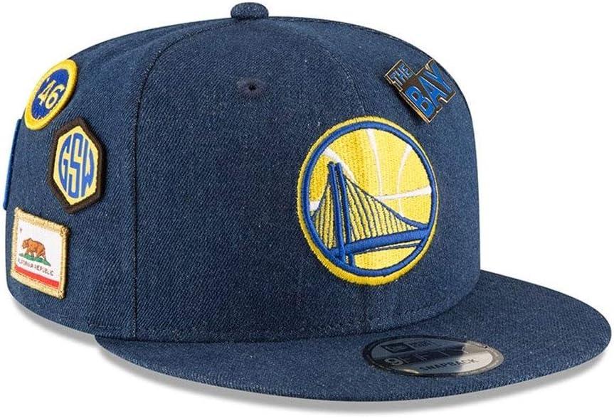 A NEW ERA Era – Gorra NBA Golden State Warriors 9 Fifty Draft 2018 ...