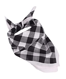 SUleeBF Outdoor Multifunctional Kerchief, Sports Magic Scarf, Athletic Headwrap Q1 (White), 50x50cm