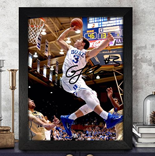 Grayson Allen American Basketball Player Autographed 8x10 Photo Reprint #98 Special Unique Gifts Ideas Him Her Best Friends Birthday Christmas Xmas Valentines Anniversary Fathers Mothers Day