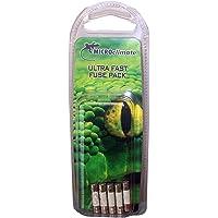Microclimate Reptile Thermostat Spare Ultra Fast Fuse Pack (5)-Vivarium/Terrarium/Lizard/Snake/Spider