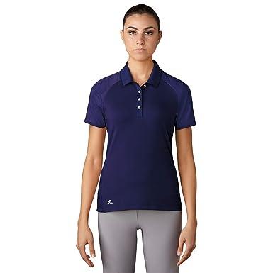 adidas Golf Mujer Essentials - Polo de Manga Corta para Camiseta ...