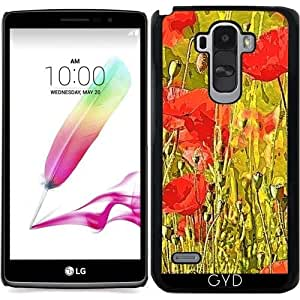 Funda para LG G4 Stylus - Amapolas En El Prado by More colors in life