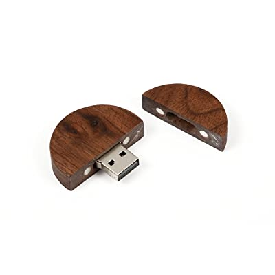 yaxiny madera 2.0/3.0 USB unidad Flash USB disco Memory Stick con madera Wood USB Disk-2 3.0/64GB