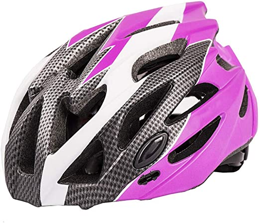 Casco de ciclismo Niños pequeños Hombre Mujer Protección de casco de bicicleta Ultraligero Bicicleta de montaña Adulto Protección ambiental ajustable Conducir Flujo de aire Molde Montar Montañismo Via: Amazon.es: Hogar