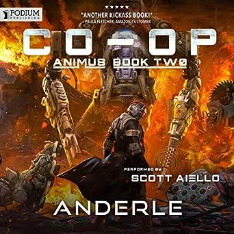 Co-op: Animus, Book 2 (Audio Download): Amazon co uk: Joshua