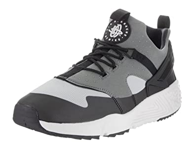 e3c8b5f79945 Nike Air Huarache Utility Men s Shoes Base Grey Light Ash Grey 806807-003 (