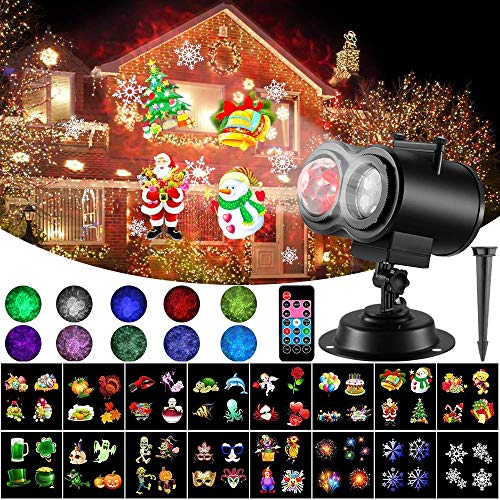 Outdoor Holiday Decoration Light Display Projector
