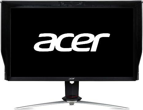 Acer Nitro xv273kpbmiipphzx Monitor Gaming de 27/ 144Hz, IPS UltraHD 4k 3840x2160, Contraste 100M:1 1ms, Respuesta 1ms, AMD FreeSync
