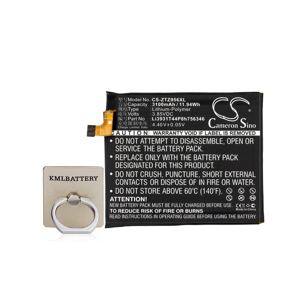 Bateria : Zte Li3931t44p8h756346 Model Zte Axon 7a 2017u