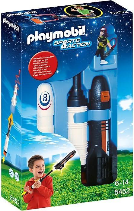 Playmobil Aire Libre - Banco con Caja Fuerte, Juguete Educativo, 40 x 12,5 x 30 cm, (5452): Amazon.es: Juguetes y juegos