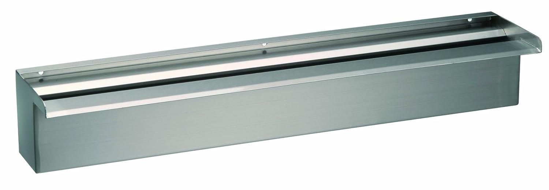 Ubbink - lame d'eau 60cm en inox - 1312086 OWSB