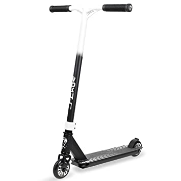 Vokul TRII S1 Patinetes de Acrobacias Stunt Scooter Pro hasta 64 kg - 100 mm Ruedas de PU con ALU Core, Funscooter, Trickscooter, Freestyle Scooter
