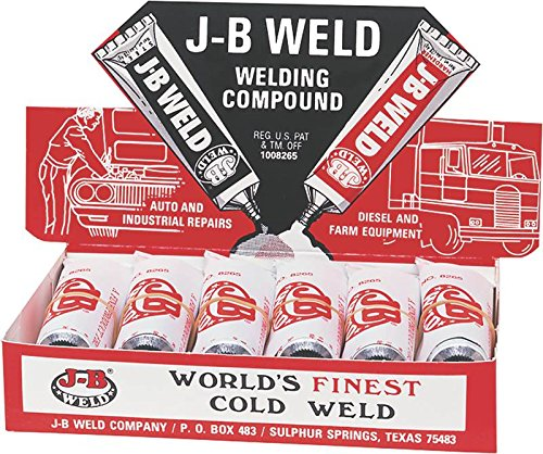 J-b Weld 8265 Cold Welding Compound Display J-B WELD COMPANY