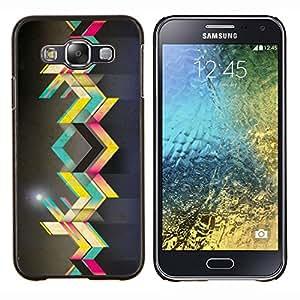 Stuss Case / Funda Carcasa protectora - Arte callejero - Samsung Galaxy E5 E500