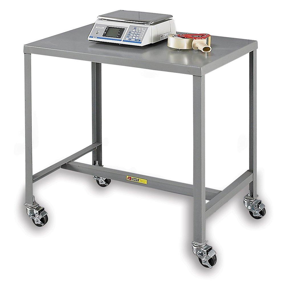Little Giant 500-Lb. Capacity Machine Table - 36X24x42'' - Mobile