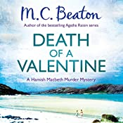 Death of a Valentine: Hamish Macbeth, Book 25 | M. C. Beaton